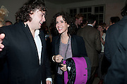 ADAM WAYMOUTH; MOLLIE DENT-BROCKLEHURST, Paradise Row | Play: A Festival of Fun! | Launch Party. 50 Upper Brook St. London. 8 October 2009