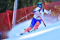 HONDO Ammi, LW6/8-2, JPN, Slalom at the WPAS_2019 Alpine Skiing World Cup Finals, Morzine, France