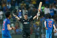 Cricket - India v New Zealand 1st ODi Mumbai 2017
