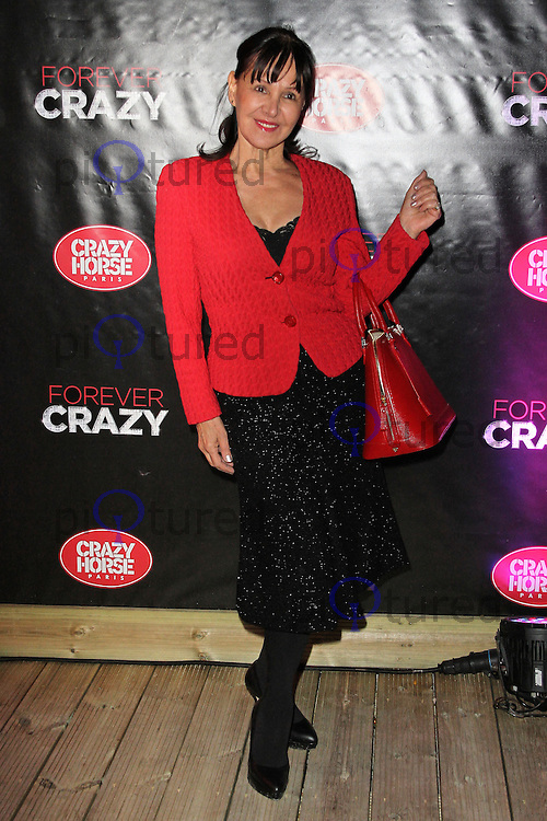 LONDON - SEPTEMBER 19: Arlene Phillips attended the premiere of 'Crazy Horse Presents Forever Crazy' at The Crazy Horse, London, UK. September 19, 2012. (Photo by Richard Goldschmidt)