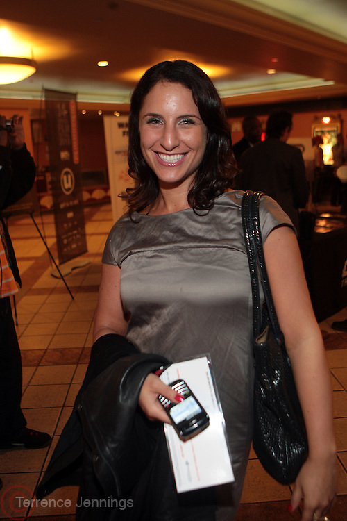 16 September 2010- New York, NY- Jennifer Cooper at The 14th Annual Urbanworld Film Festival Opening Night Premiere of ' Night Catches Us ' held at the 34th Street AMC Theater on September 17, 2010 in New York City. ..The Urbanworld Film Festival is the largest internationally competitive festival of its kind. The four-day festival includes features, documentaries, short films, as well as panel discussions, live staged screenplay readings, the celebrated Actor's Spotlight, Actor's Boot Camps and introducing Urbanworld® Digital a 1 day Conference during the festival focused on Digital and Social media.