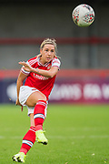 Jordan Hobbs (Arsenal) during the Brighton and Hove Albion Women vs Arsenal Women, FA WSL Cup at The People's Pension Stadium, Crawley, England on 3 November 2019.