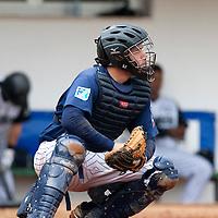 Baseball - European Cup 2009 - Nettuno (Italy) - 01/04/2009 - Tenerife Marlins v Rouen Baseball '76 - Boris Marche