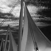 The Sails at Canada Place, Vancouver, <br />