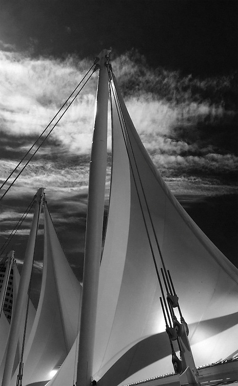 The Sails at Canada Place, Vancouver, <br /> From scorching Cuban beaches to snowcapped peaks, my camera and my feet have led me to explore different corners of the world. These are some of the varied images captured across my travels.
