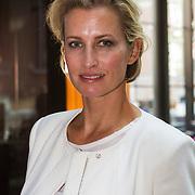 NLD/Amsterdam/20130916 -  Modeshow Jos Raak in het Conservatorium hotel, Anoek Smulders