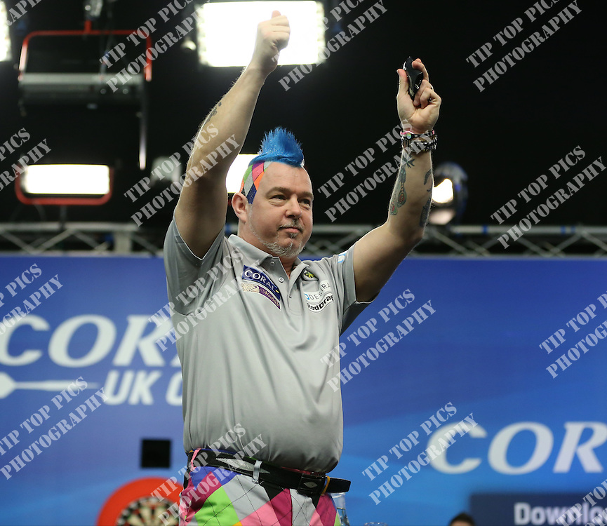 PDC UK OPEN MINEHEAD 2016, PDC, DARTS, TIP TOP PICS, PHOTO CHRIS SARGEANT,CROWD