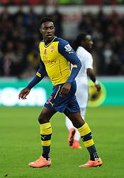 Arsenal's Danny Welbeck  - Photo mandatory by-line: Joe Meredith/JMP - Mobile: 07966 386802 - 09/11/2014 - SPORT - Football - Swanswa - Liberty Stadium - Swansea City v Arsenal - Barclays Premier League