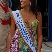 Miss 24 Heures du Mans, 2011