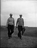 1959 – 22/06 Irish Amateur Golf Championships at Portmarnock