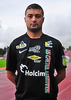 Rachid BACHIRI - 16.10.2013 - Photo Officielle - Creteil -<br /> Photo : Philippe LE BRECH / Icon Sport