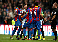 Crystal Palace v West Ham United, 28 Oct 2017