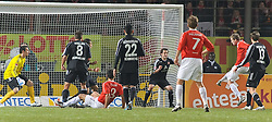 26.11.2010, Bruchwegstadion, Mainz, GER, 1. FBL, FSV Mainz 05 vs 1.FC Nuernberg, im Bild Andre SCHUERRlE (Mainz GER #14) macht das 1:0, EXPA Pictures © 2010, PhotoCredit: EXPA/ nph/  Roth       ****** out ouf GER ******