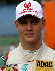 Mick Schumacher (GER) vom Prema Powerteam beim Rennen in der ADAC Formel 4 auf dem Hockenheimring<br /> <br /> / 300916<br /> <br /> ***ADAC Formula 4 race on September 30th, 2016 in Hockenheim, Germany.***