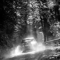 Car 65 Lorenz Imhof / Adrian Bielser