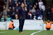 Wycombe Wanderers Manager Gareth Ainsworth during the EFL Sky Bet League 1 match between Wycombe Wanderers and Sunderland at Adams Park, High Wycombe, England on 19 October 2019.