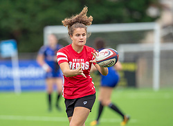 Lucy Attwood of Bristol Bears Women - Mandatory by-line: Paul Knight/JMP - 02/09/2018 - RUGBY - Shaftsbury Park - Bristol, England - Bristol Bears Women v Dragons Women - Pre-season friendly