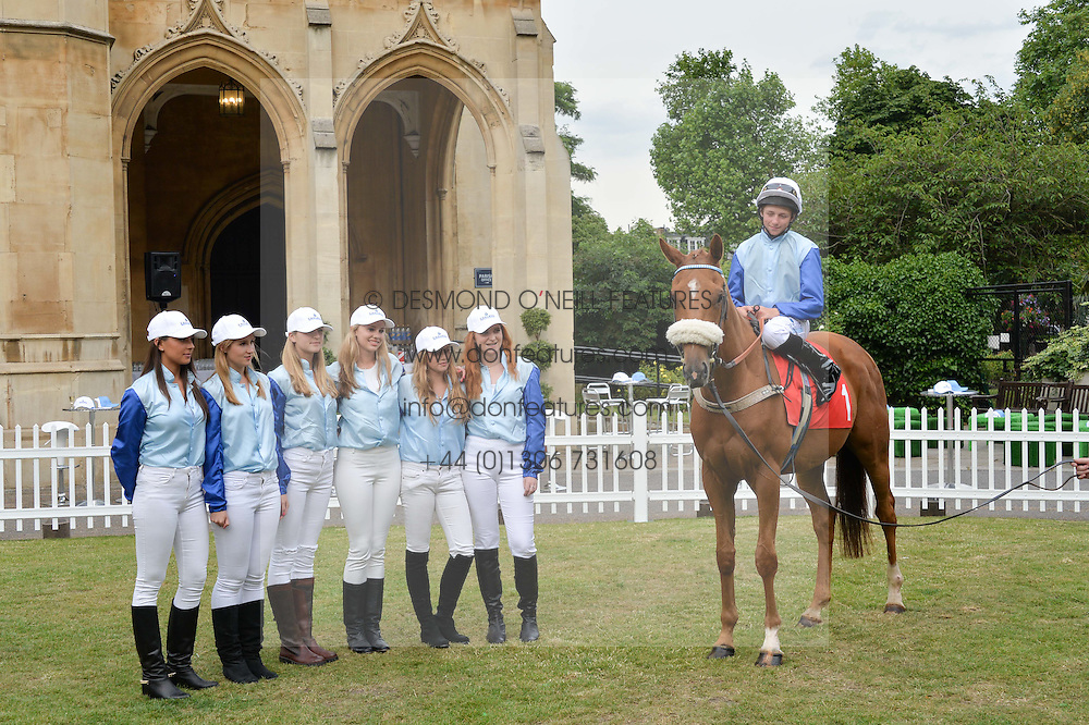 Atmosphere at the launch of Chelsea Thoroughbreds held at St.Luke's Church, Sydney Street, London on 2nd July 2014.