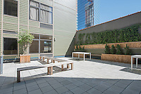 Courtyard at 42-37 27th Street