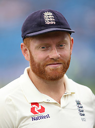 England's Jonny Bairstow during day three of the Second NatWest Test match at Headingley, Leeds. PRESS ASSOCIATION Photo. Picture date: Sunday June 3, 2018. See PA story CRICKET England. Photo credit should read: Nigel French/PA Wire. RESTRICTIONS: Editorial use only. No commercial use without prior written consent of the ECB. Still image use only. No moving images to emulate broadcast. No removing or obscuring of sponsor logos.