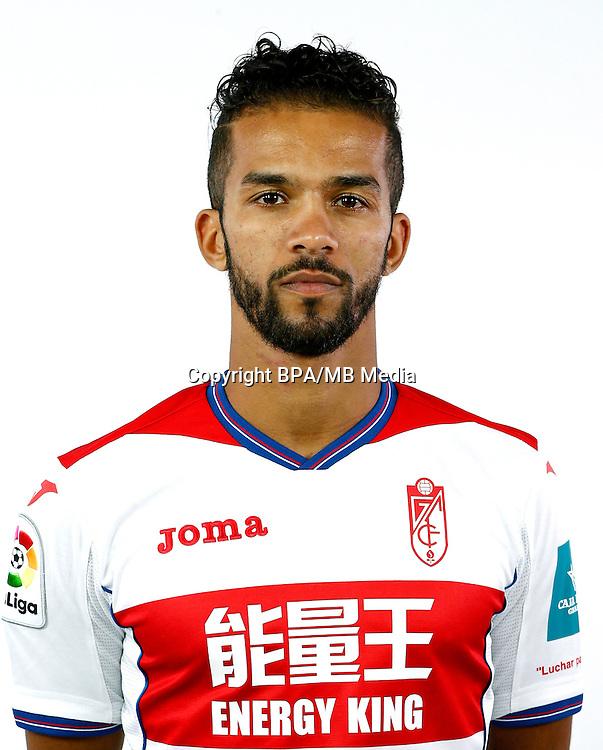 Spain - La Liga Santander 2016-2017 / <br /> ( Granada C.F. ) - <br /> Mehdi Carcela-Gonzalez