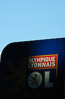 Illustration Logo Lyon - 16.05.2015 - Lyon / Bordeaux - 37eme journee de Ligue 1<br />