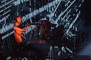 James Blunt auf seiner Moon Landing 2014 World Tour bei einem Konzert in der  Volkswagen Halle in Braunschweig am 22.October 2014. Foto: Rüdiger Knuth