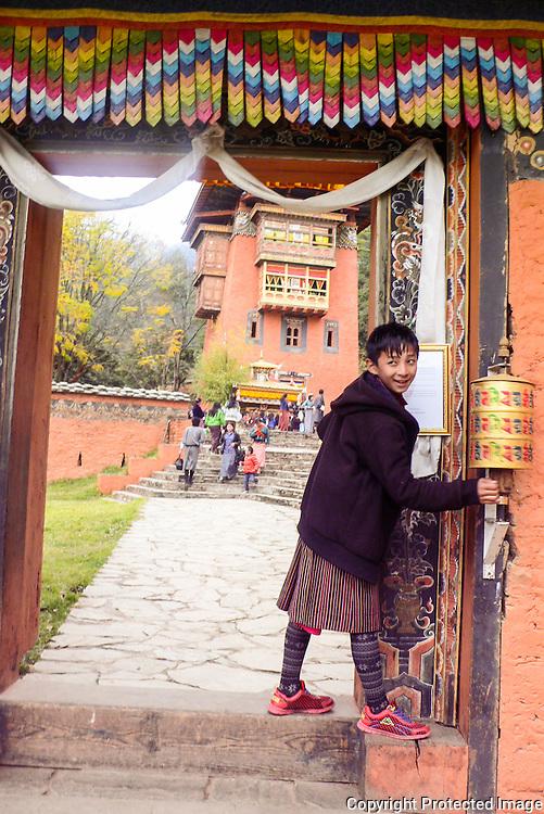 Happines, Bhutan by Nyidup Dorji.