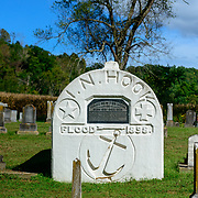 Captain Hook's Grave