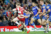 Warrington Wolves v Wigan Warriors 081016