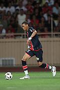 Guillaume HOARAU - Monaco / PSG - 09/08/2008 - Stade Louis II - Monaco - Chpt de France L1 2008-09 - 1er journee..