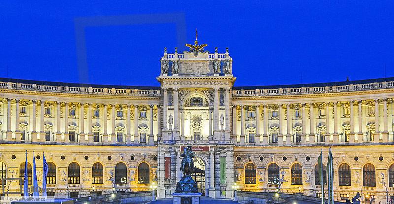 Vienna, Hofburg, Austria