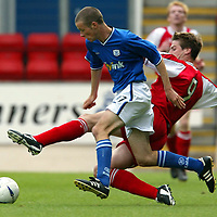 St Johnstone v Brechin City....30.08.03<br />