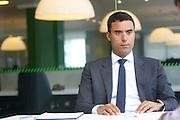 Belo Horizonte_MG, Brasil.<br /> <br /> Cristiano Veloso, CEO da Verde Potash.<br /> <br /> Cristiano Veloso, CEO of Verde Potash.<br /> <br /> HUGO CORDEIRO  / NITRO