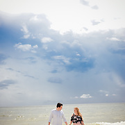 Jonny & Sam - Beach Couple & Maternity