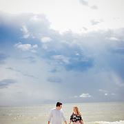 Jonny & Sam - Beach Couple & Maternity