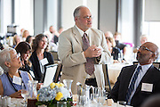The San Jose State University Heritage Society host their annual Fall Luncheon at the Silicon Valley Capital Club in San Jose, California, on November 7, 2016. (Scott MacDonald for Stan Olszewski/SOSKIphoto)
