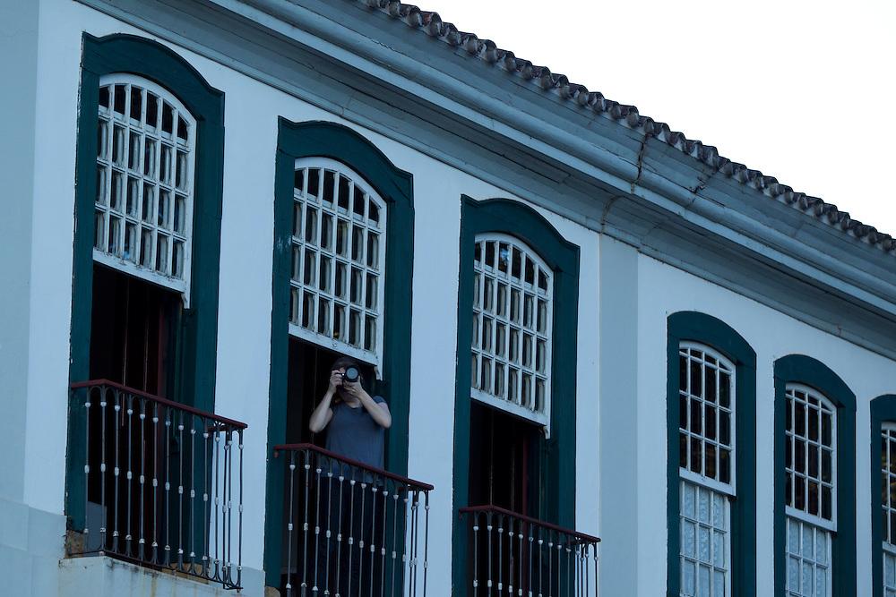 Tiradentes, 19 de Fevereiro de 2011..FOTO EM PAUTA TIRADENTES..Cobertura oficil do festival de fotografia Foto em Pauta...FOTO: MARCUS DESIMONI / NITRO