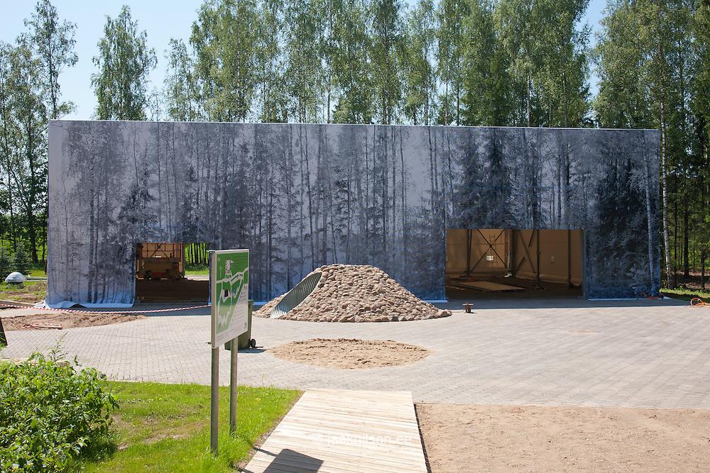 Estonian Road Museum, Saverna, Põlva County, Estonia