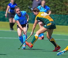 Cardiff and Met L2 v Bangor University Ladies