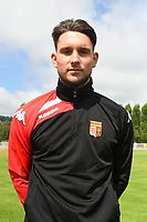 Jordan Lefort during the Friendly match between Lens and Quevilly Rouen on 1 July 2017, in France. ( Photo by Philippe le Brech / Icon Sport )