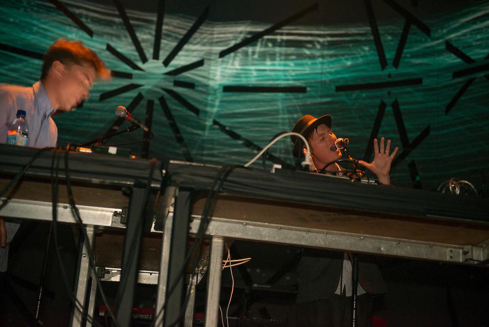Rumpistol / Red Baron (DK/US), Nocturne 3, Métropolis, Montreal, 1 juin 2012