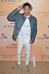 Marcus Scribner arrives at Step Up's 14th Annual Inspiration Awards held athe Beverly Hilton in Beverly Hills, CA on Friday, June 2, 2017. (Photo By Sthanlee B. Mirador) *** Please Use Credit from Credit Field ***