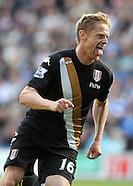 Wigan Athletic v Fulham 220912
