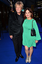 © Licensed to London News Pictures. 21/03/2017. NIGEL LYTHGO and ARLENE PHILLIPS<br /> attend the opening night performance of An American In Paris  at the Dominion Theater. London, UK. Photo credit: Ray Tang/LNP