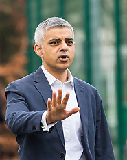 2017-02-17 Mayor Sadiq Khan announces 'T-Charge' to tackle London pollution