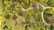 20170911 Chatfield Cornmaze Aerial by Drone