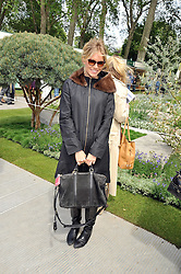 SIENNA MILLER at the RHS Chelsea Flower Show 2009 held inthe gardens of the Royal Hospital Chelsea on 18th May 2009.