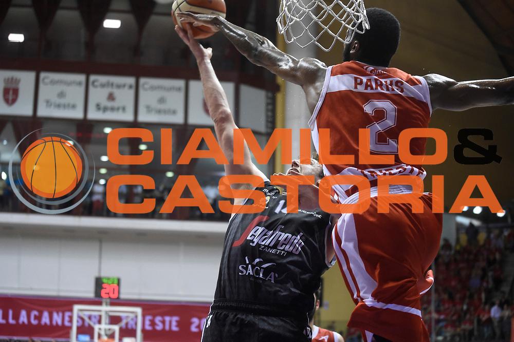 Guido Rosselli<br /> Alma Trieste - Segafredo Bologna<br /> Campionato Basket LNP 2016/2017<br /> Playoff Finale Gara 3<br /> Trieste 19/06/2017<br /> Foto Ciamillo-Castoria