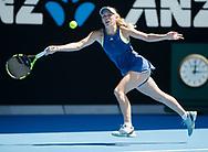 CAROLINE WOZNIACKI (DEN)<br /> <br /> Tennis - Australian Open 2018 - Grand Slam / ATP / WTA -  Melbourne  Park - Melbourne - Victoria - Australia  - 25 January 2018.
